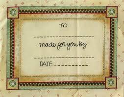 34 best quilt labels images on pinterest quilt labels tags and