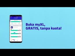 myxl cek kuota beli paket xl apps on google play