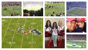 Houston Texans Stadium by A Shining Star Houston Texans And Their Many Fans Ticketmaster