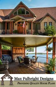 Lake House Plans Walkout Basement 104 Best House Plans Images On Pinterest Home Plans Lake House