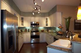 Kitchen Cabinets Lights Cabinets U0026 Drawer All White Farmhouse Kitchen Design Ideas Led