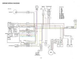 yamaha sr xt tt simple wiring diagrams flickr