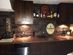 Easy Backsplash For Kitchen by Lovely Stone Backsplash And Kitchen Backsplash Ideas Beautiful