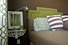 Green And Gray Bedroom by Proper Hunt Gray Bedrooms With Green Accents