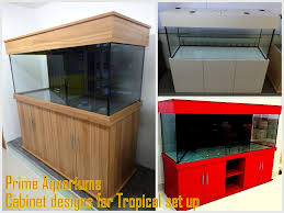 Cabinet Designs Cabinet Designs For Tropical Setup From Prime Aquariums Your