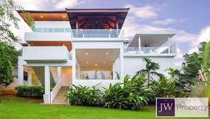 modern sea view villas south of phuket island