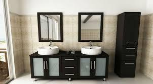 Designer Bathroom Cabinets Black Bathroom Cabinets For Modern Bathroom