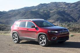 turbo jeep cherokee review new turbo punches up 2019 jeep cherokee trucks com