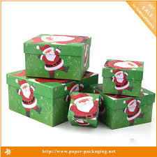 christmas boxes wholesale dw cs7405 china wholesale large cardboard christmas gift box with lid