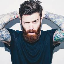 the many beards of joel hairstyle trends