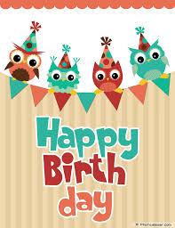 funny happy birthday cards for kids birthday decoration