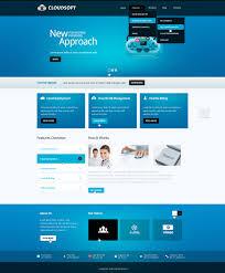 Drupal Hosting Title Software Company Drupal Template 39724