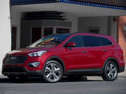 suv hyundai best 3 row midsize suv hyundai santa fe photos 2014 best cars