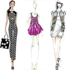 how to design fashion sketches latest fashion ideas