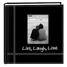 pioneer albums pioneer photo albums embroidered live laugh