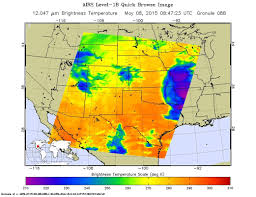 Montana Weather Map by More Severe Weather In Store For Middle States In U S Nasa