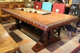 Southwest Dining Table Custom Made Furnituresan Antonio Tx Best Leather Furniture Brands