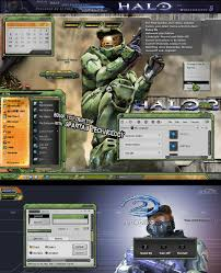 download halo desktop themes icons and windows mobile skins