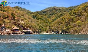 Jalisco Mexico Map Colomitos A Small Hidden Beach In Jalisco Mexico