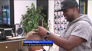 eight area barbershops give free haircuts and advice during