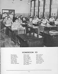 Homeroom Furniture Showroom by Nhs 1955 Senior Homerooms
