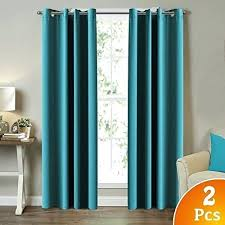 Sheer Teal Curtains Teal Curtain Panels Teal Curtains And Panels Blue Target Sheer