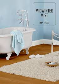 behr fan deck color selector nothing says relaxing and spa like quite like light blue midwinter