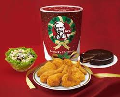 kentucky fried chicken is a tradition for many