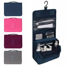 travel organizer images Unisex hanging toiletry bag kit cosmetic carry travel organizer jpg