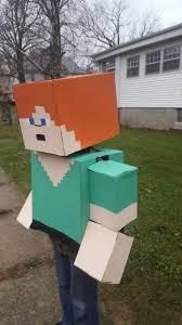 Mine Craft Halloween Costumes by Minecraft Costume Creative Tracks
