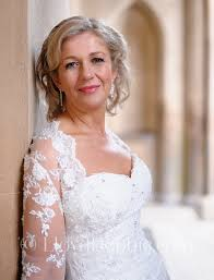 wedding dress considerations for the mature bride
