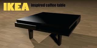 coffee table ikea lack coffee table white gloss hack coffee