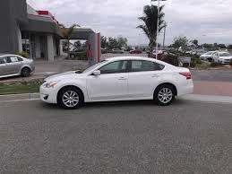 nissan white car altima 2014 used nissan altima 2014 nissan altima s at salinas mitsubishi