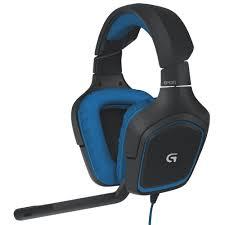 Surround Sound Gaming Chair Logitech Surround Sound Gaming Headset G430 Gaming Headsets