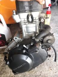 honda cbr 125 engine in hayling island hampshire gumtree
