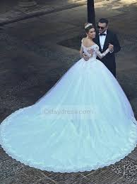 gorgeous wedding dresses save on gorgeous sleeve lace gown wedding dress 2016