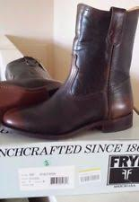 s frye boots size 9 frye low 3 4 in to 1 1 2 in heel s us size 9 ebay