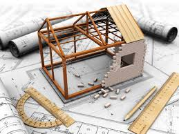 Build House Plan Building House Project Plan Best Design With Model Pencil And