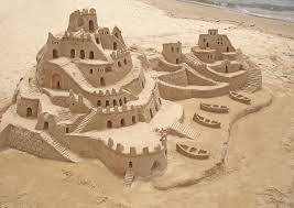 sand castles wallpapers high quality download free