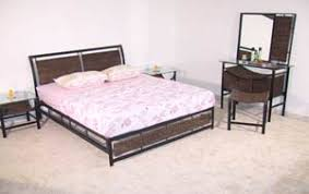 fer forg chambre coucher rotin vannerie mahares rvm sfax tunisie