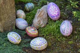 fancy easter eggs goose egg shell ukrainian easter egg painted egg fancy