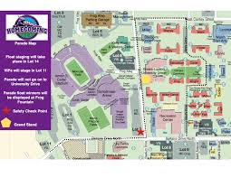 tcu parking map tcu neighborhood