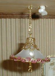 Dollhouse Lighting Fixtures Dollhouse Miniature Chandelier By Marmades On Etsy