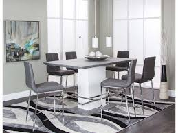 Black And White Dining Room Sets Dining Room Huffman Koos Furniture