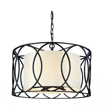 Drum Light Fixture by Troy Lighting Sausalito 5 Light Chandelier Silver Gold Finish