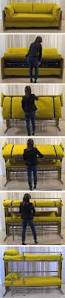 bunk bed and couch in one amazing engineering from italy