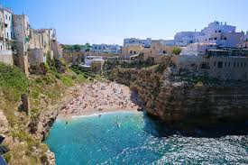 Cliffside Restaurant Italy by A True Gem Polignano A Mare Italy Wildluxe