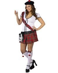 scottie hottie ladies plus size costume