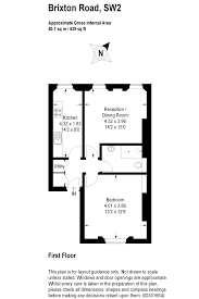 Brixton Academy Floor Plan by 1 Bed Flat For Sale In Brixton Road Oval London Sw9 42471889