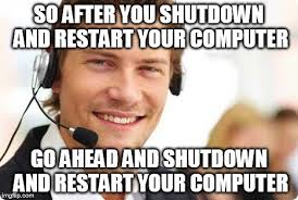 Tech Support Memes - image tagged in tech support imgflip